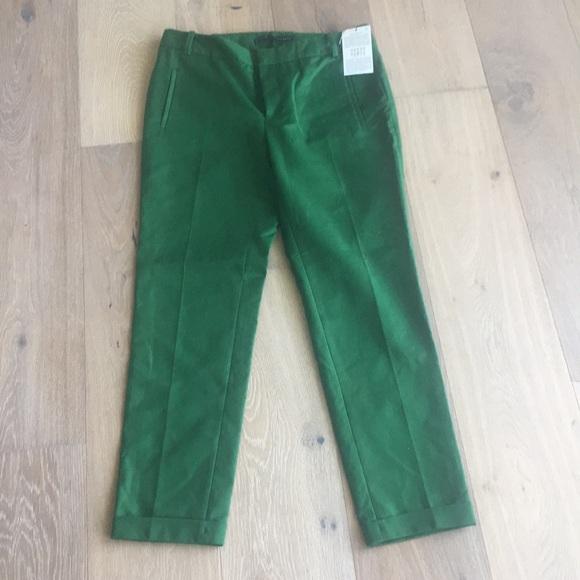 Zara Pants - Green pants